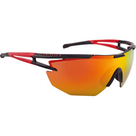 Alpina Eye-5 Shield CM+ Glasses black-red